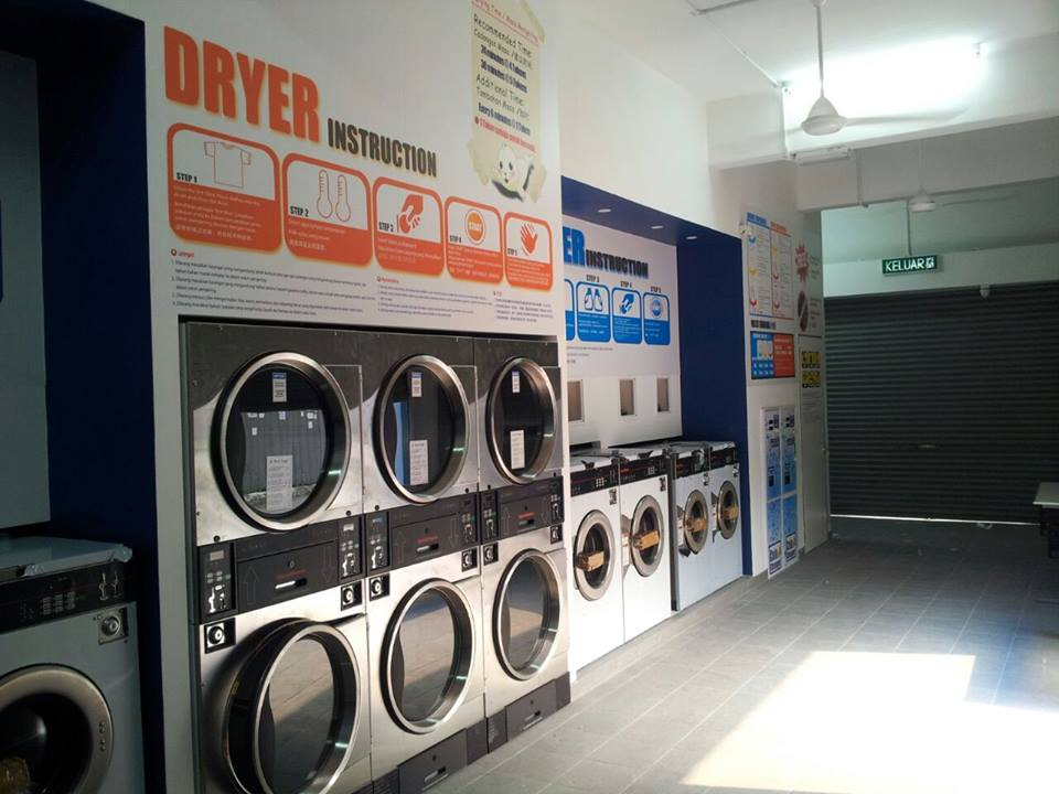 How To Set Up Your Coin Laundry Shop Design