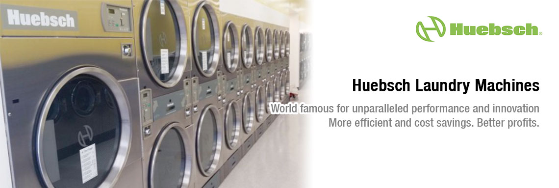 Huebsch Laundry Machines