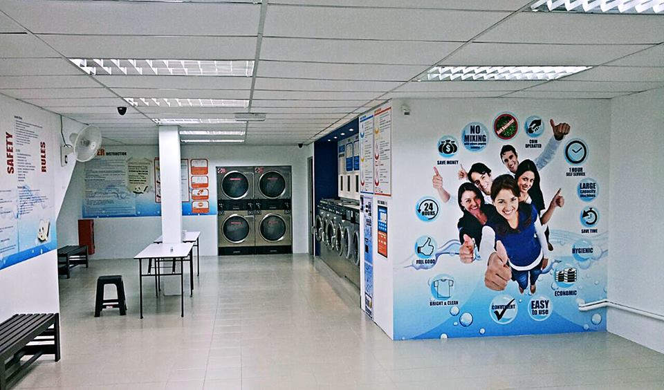 Creating A Professional Image For Your Coin Laundry Shop