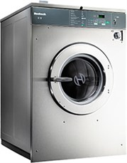 Increase Your Profitability with the Right Huebsch Vended Washer Extractors